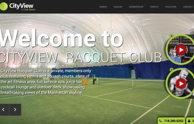 CityView Racquet